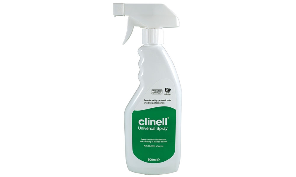 clinell multi surface spray 500ml