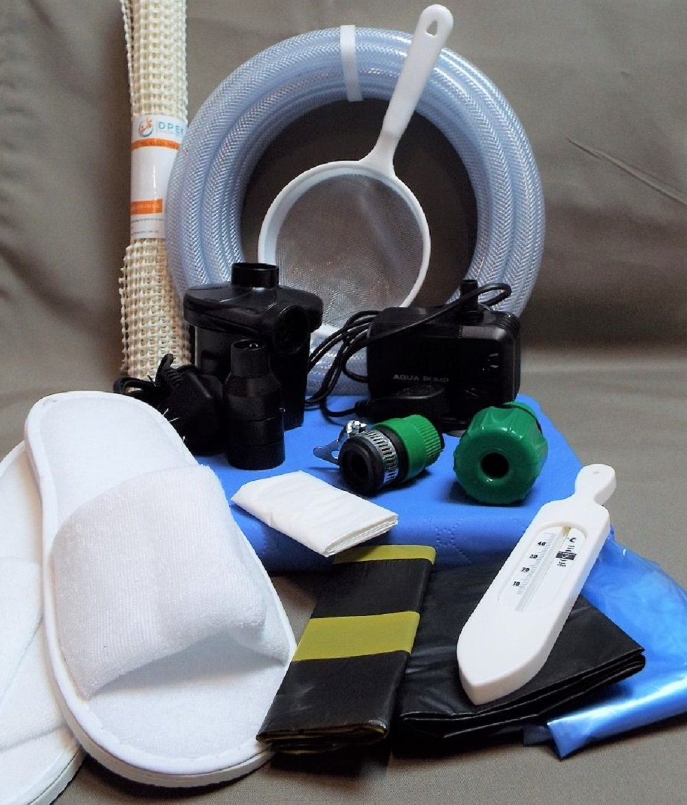 deluxe birth pool kit