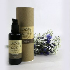 top to toe massage oil
